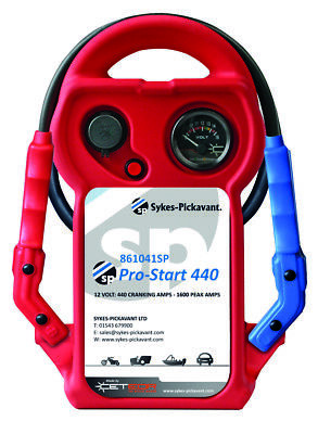 sykes-pickavant 861041sp SOS BOOSTER 440