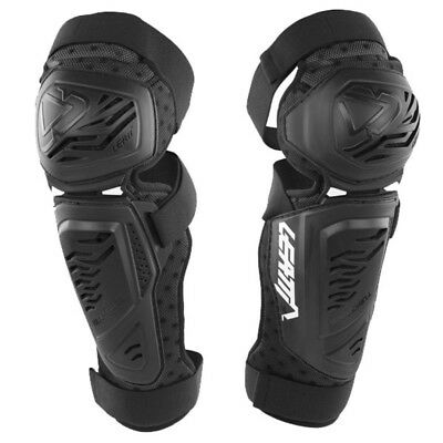 Leatt 3.0 Ext Hard Shell Knee/Shin Pads Black