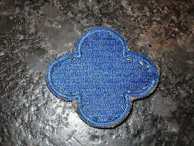 WWII US ARMY 88th INFANTRY DIVISION SHOULDER PATCH