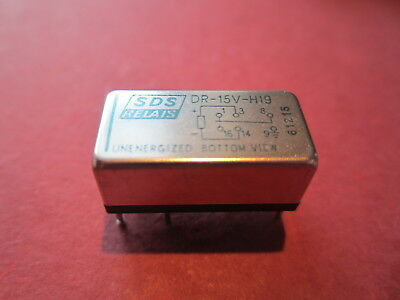 High Speed Dil Reed Relay Aromat Sds Relais Dr-15V Rockman Stompbox