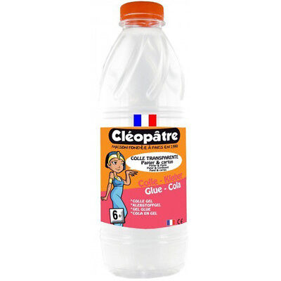 Cleopatre Transparent Clear Glue - 1 KG - Slime Making - School Craft