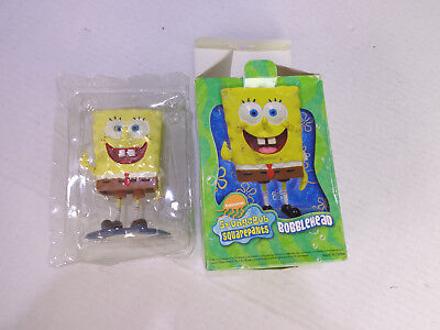 THQ Spongebob Squarepants Bobblehead, Promo Not for Resale, New In Box