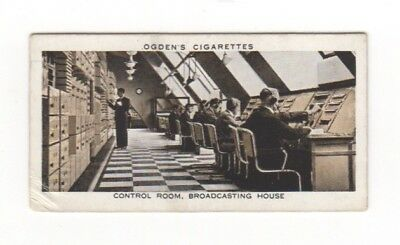 Ogdens The Control Room Broadcasting House