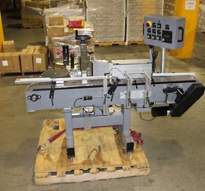 Preowned Universal R320 Wrap Around Labeler