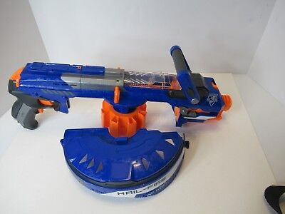 Nerf N Strike Elite HAIL FIRE Motorized Dart Gun Blaster 1 SIDE SHIELD ONLY
