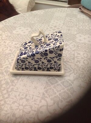 Ceramic Cheese/Butter Dish date unknown