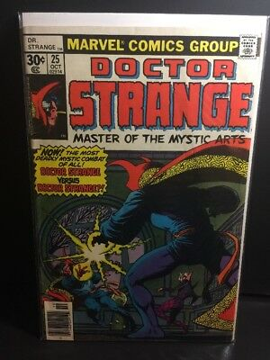 Doctor Strange #25 (Oct 1977, Marvel)