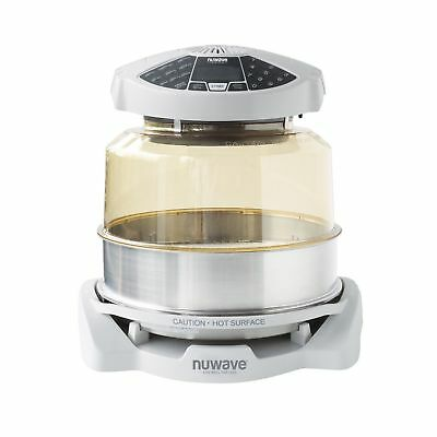 NuWave 20502 Infrared Convection Countertop Oven, White