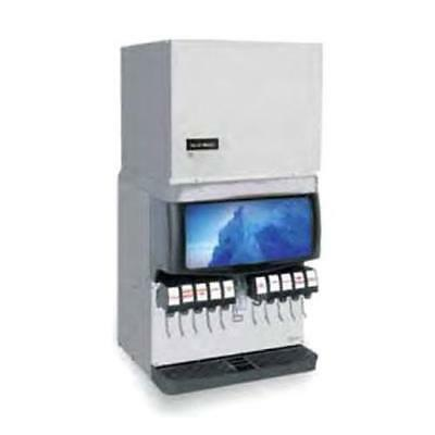 Ice-O-Matic - ICE1506FR - Remote Cooled 1,432 Lb Ice Machine - Full Cube