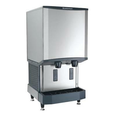 Scotsman - HID540A-1 - Meridian™ 500 Lb Ice Maker/Dispenser with 40 Lb Storage