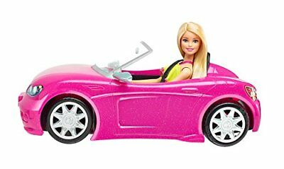 Barbie Glam Convertible damaged box *NEW*