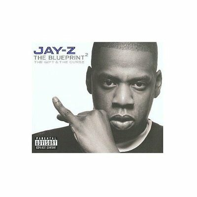 Blueprint 2 gift the curse jay z cd used very good explicit umgd audio cd jay z blueprint 2 the gift the curse malvernweather Choice Image