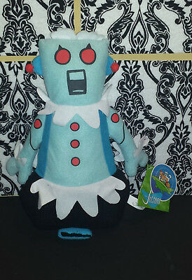 (1) Hanna-Barbera The Jetsons Plush - Toy Factory - Stuffed ROSIE THE ROBOT 2016