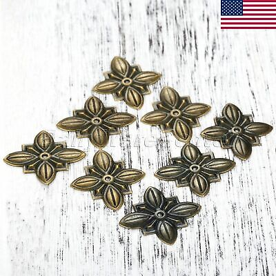 US Vintage Upholstery Nails Studs Tacks Pins Furniture Sofa Jewelry Box Decor