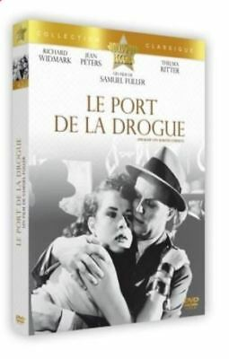 DVD : Le port de la drogue - Richard Widmark - NEUF