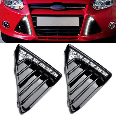 R8 Style LED lights for DACIA fog side DRL