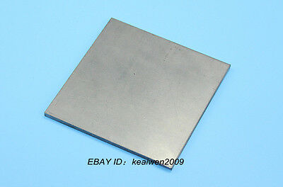 High Purity  99.99/% Titanium Ti Foil 0.05mm x 100mm x 1 meter #EFW-41  GY