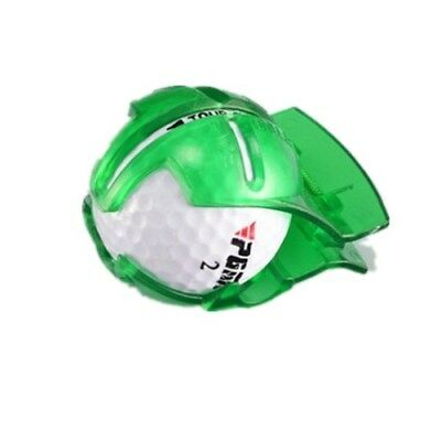 Hot Golf Ball Line Clip Liner Marker Template Alignment Marks Tool Putting Aids