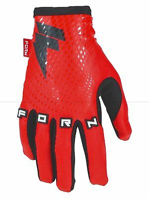 Guanti Cross Forn Thunder Red