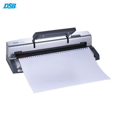 DSB WR-60 A4 Paper Puncher + Binder Punch Wire Binding Machine 34/32 Holes, L3I3
