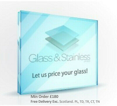 33mm / 39mm Toughened and laminated glass floor panels