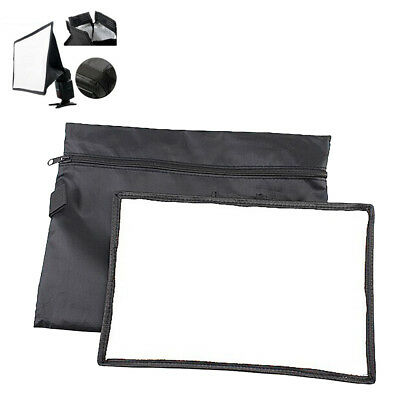 FT- Canon 580EX/430EX/550EX/540EZ/420EX/380EX Flash Softbox Light Diffusers Eage