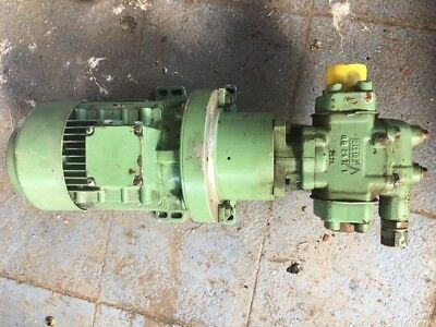 Rickmeier Electric Hydraulic Pump
