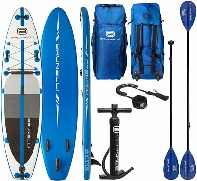 BRUNELLI 12.0 Monster Premium SUP Board Stand Up Paddle Surf-Board Double Layer