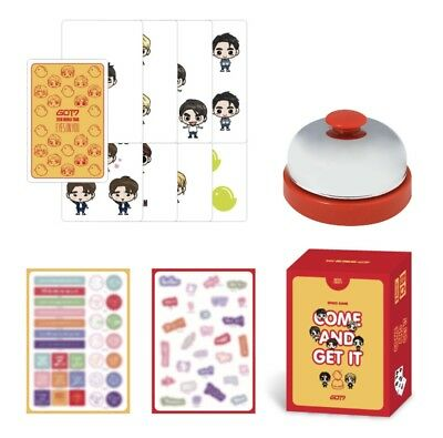 Got7 2018 World Tour Eyes On You : Speed Game Come And Get It