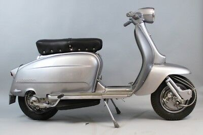 Lambretta TV175 Rare Scooter available at Retrospective Scooters of North London