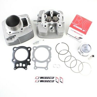 Honda Rancher TRX350 Cylinder Wiseco Piston Gasket Head Top End Kit 2000-2006