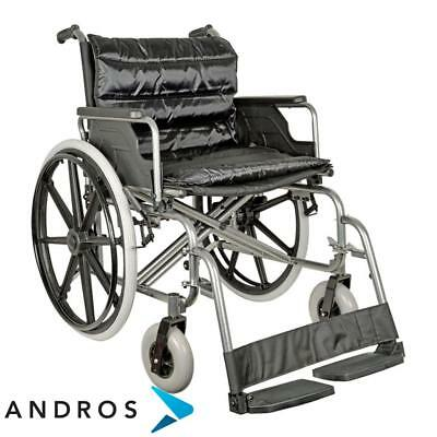 GIMA EXTRA LARGE - Fauteuil roulant - siège 55 cm