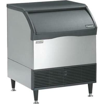 Scotsman - CU3030MA-1A Air Cooled 250 Lb Undercounter Ice Machine - Medium Cube