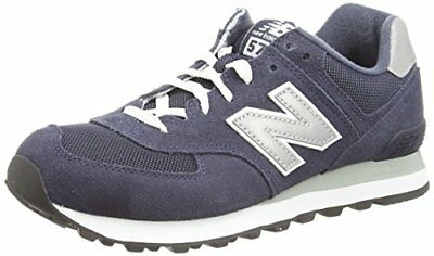 New Balance M574 D 13H Zapatillas para ni o Azul Navy/Grey 37.5
