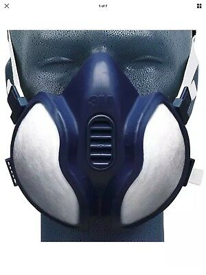 3M 06941 Spray Paint/ Dust/Particle Mask Respirator