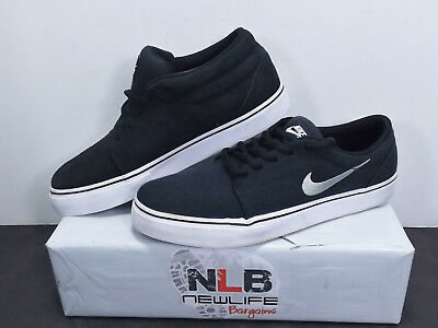 pretty nice e3b46 8aabd Nike Satire MID (GS) 684809-002 black white Size 7Y