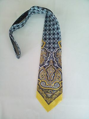 GIANNI VERSACE cravatta tie 100% seta silk - Made in Italy