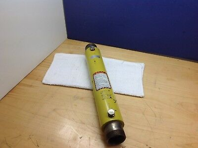 """ENERPAC RD910 Universal Hydraulic Cylinder 9 ton 10-1/8"""" in Stroke 🇺🇸 Made"""