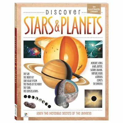 Hinkler Discover Stars and Planets Book