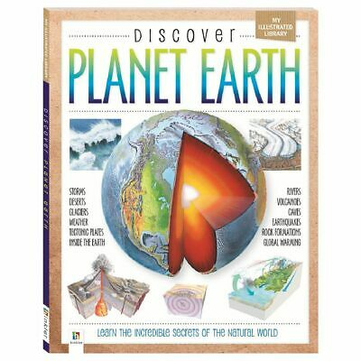 Hinkler Discover Planet Earth Book
