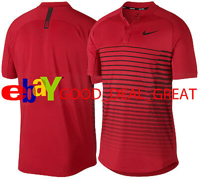 e98d79f8 2018 Nike Tw Tiger Woods Cooling Graphic Golf Shirt 892317-687 Pick Size