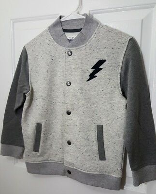 Gymboree Long Sleeve Cardigan For Boys Size 7/8  Msrp $44.95