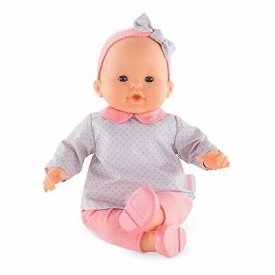 "Corolle Dolls Mon Grand Poupon Louise Pink Baby 14"" - FPK14 - NEW"