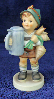 MJ Hummel 'For Father' #87 TMK3 Goebel 6-inch Figurine Vintage Collectable
