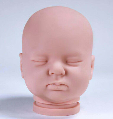 "Reborn Babies Gemma by Donna RuBert 19"" Newborn Size Supplies Unpainted"