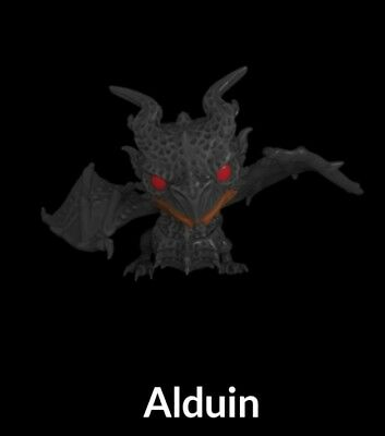 SKYRIM 3D POP! PART 2 - REBOUND ALDUIN Quidd Digital