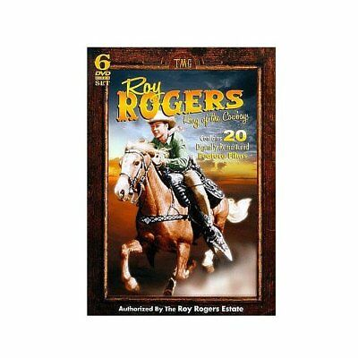 Shout! Factory / Timeless Media Roy Rogers - King of the Cowboys - 20 Featur ...