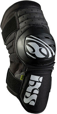 IXS Dagger Knee Guards Black