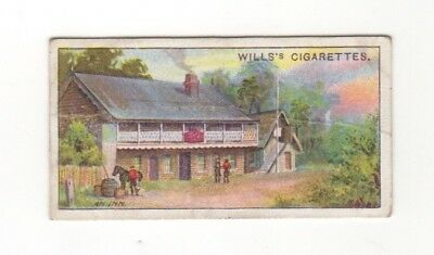 Australiana cigarette Card - Inn at Ourimbah, NSW