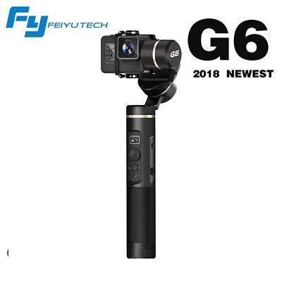 Feiyu G6 3-Axis Splash-Proof Handheld Gimbal for GoPro and Action Camera FY-G6